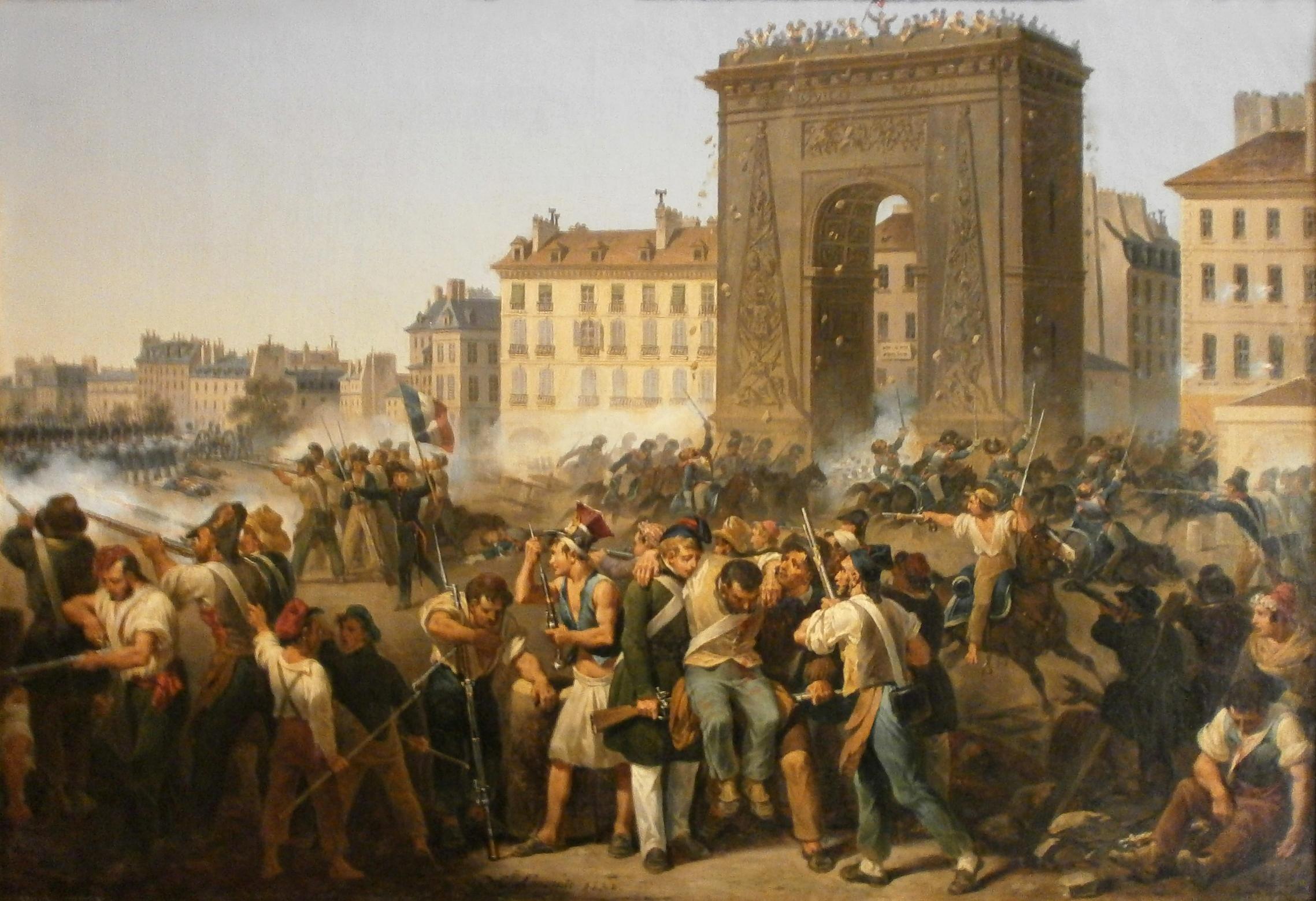 урок-презентация по великой французской революции