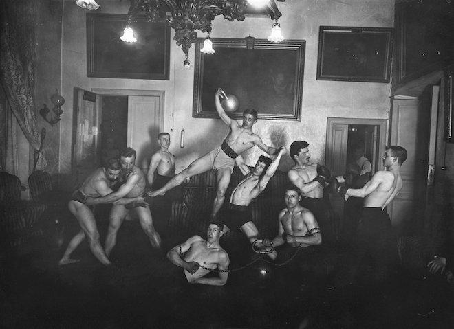 Начало 20 века и гомосексуализм