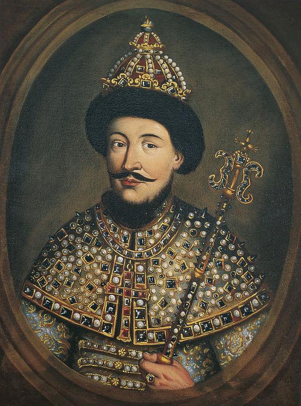 Царь Алексей Михайлович. 1670-е годы