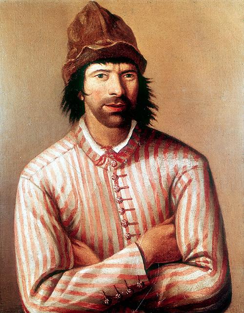 Петр I в одежде корабельного плотника во время Великого посольства Getty Images