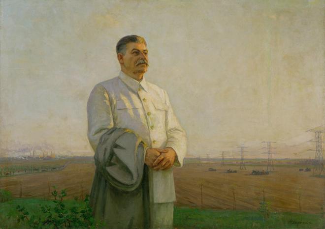 analysis of joseph stalin