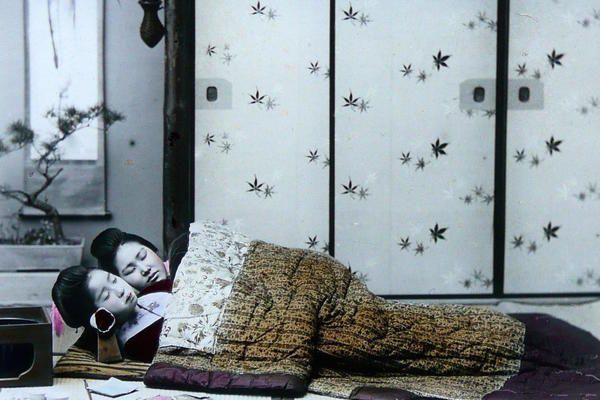Исторические романы японская комната