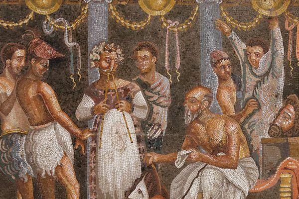 Древнегреческая трагедия сознание человека