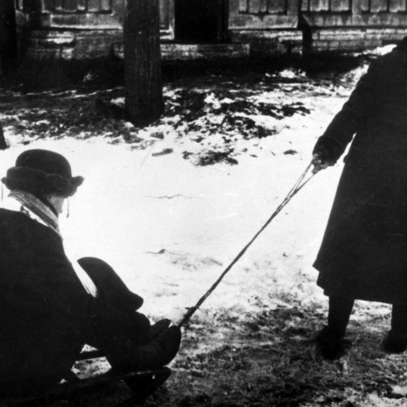 4. Ленинградцы и голод