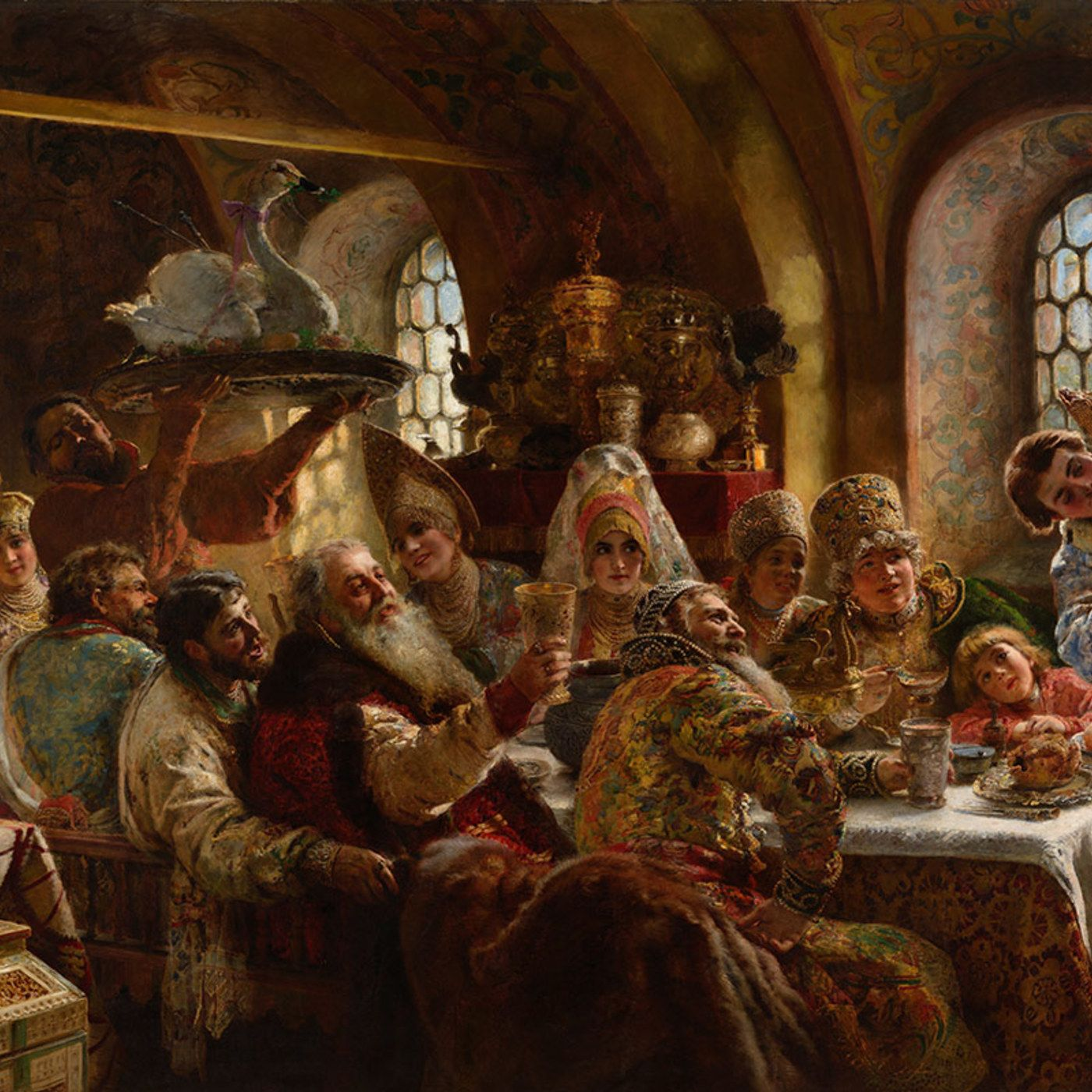 История русской еды. Лекция 1. Что мы знаем о кухне Древней Руси