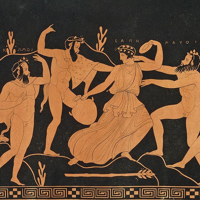 Мотивы древнегреческих мифов в современном мире