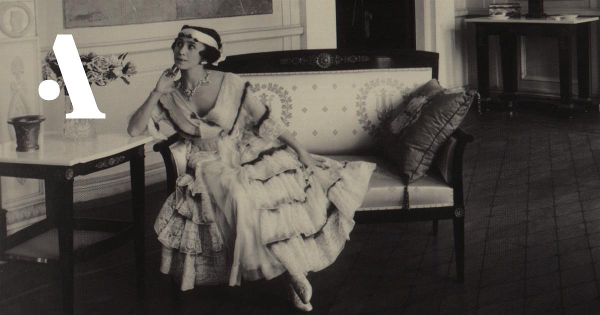 Балерина Романовых