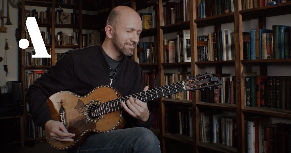 Русская семиструнная гитара: лекция-концерт  •  Народные песни русского города