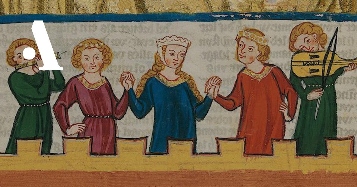 Как слушать средневековую шведскую балладу  •  Шведская литература: когонадознать