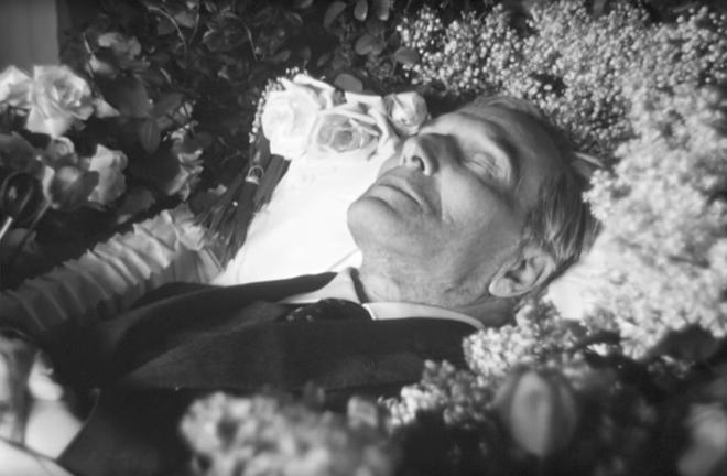 Неизвестное видео с похорон Бориса Пастернака: пятиминутная любительская киносъемка