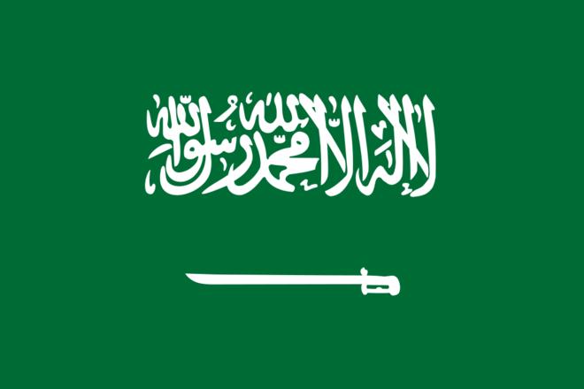 Флаг Саудовской Аравии / Wikimedia Commons