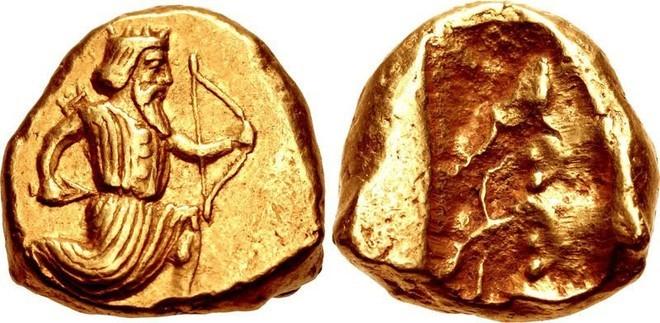 Дарик. Около 375–340 годов до н. э.