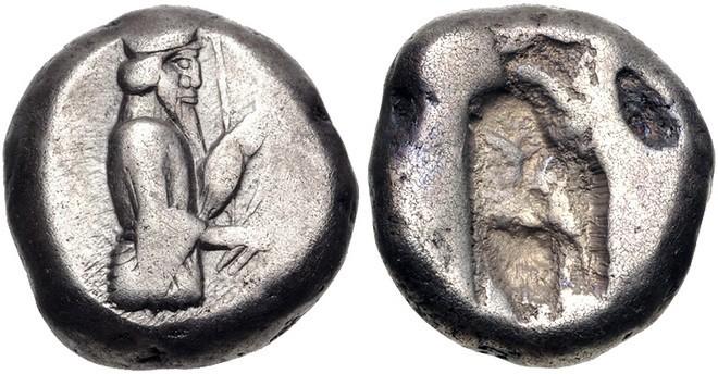 Сигл. Около 520—505 годов до н. э.