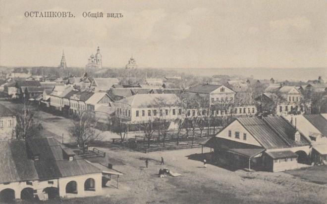 Панорама Осташкова. Конец XIX — начало XX века© «Фотостарина»2