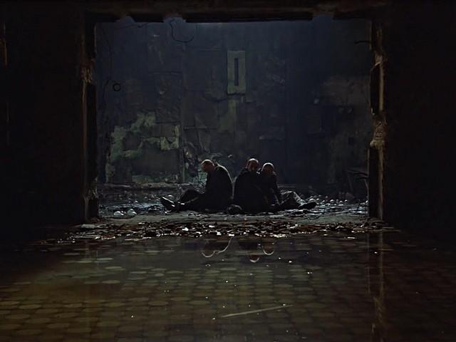 Кадр из фильма «Сталкер». Режиссер Андрей Тарковский. 1979 год