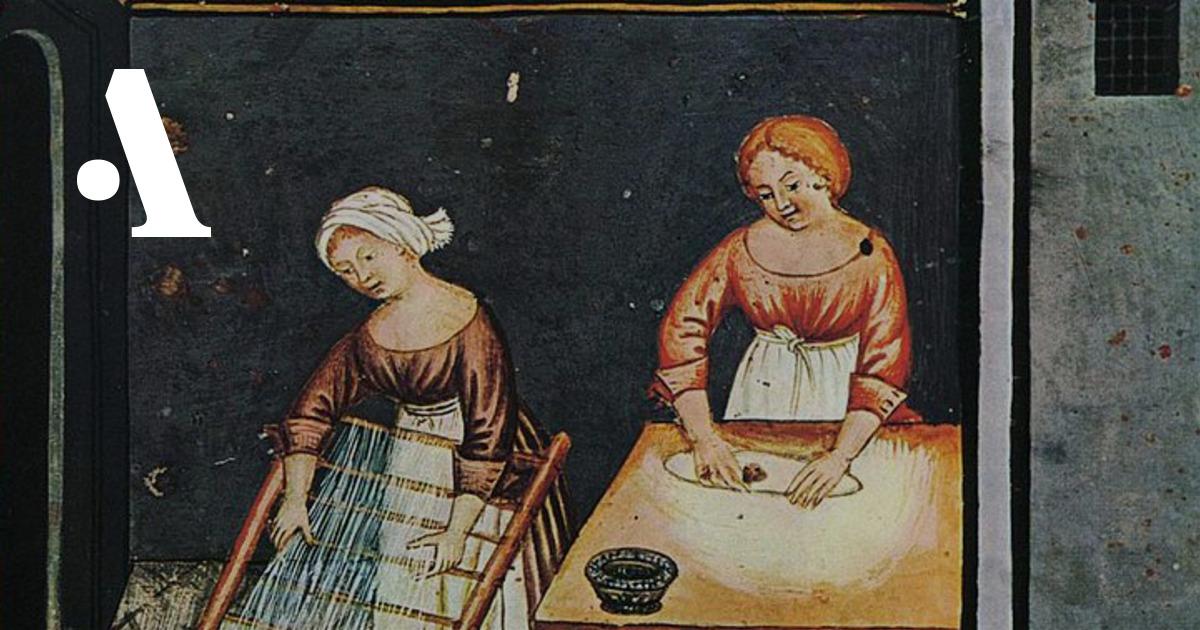 Краткая история изобретения пасты
