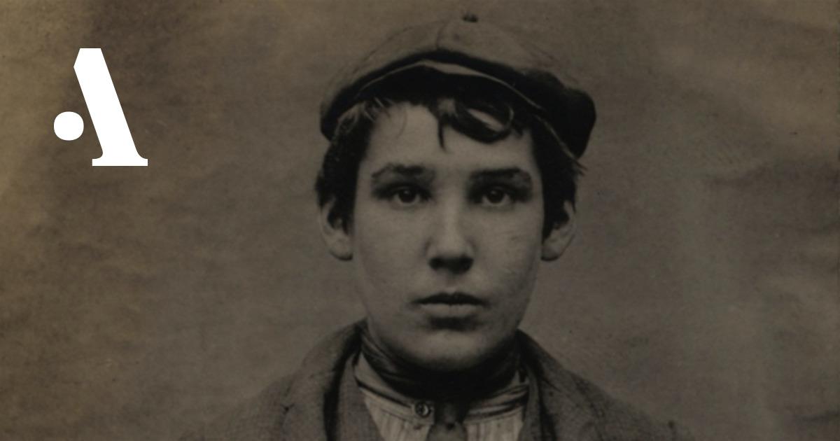 Как выглядели дети‑преступники 1900‑х годов