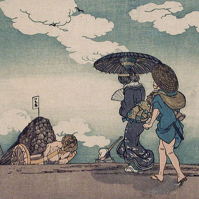 Путеводитель по японскому искусству • Журнал