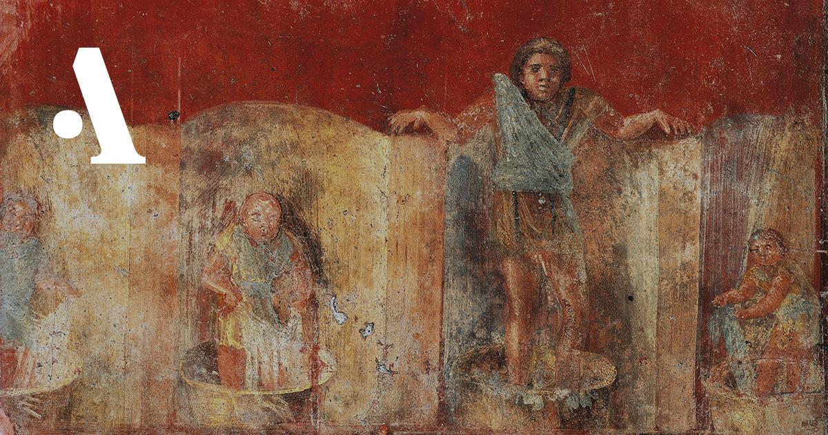 Помпеи: 8 вещей, которые мы узнали благодаря раскопкам  •  Журнал