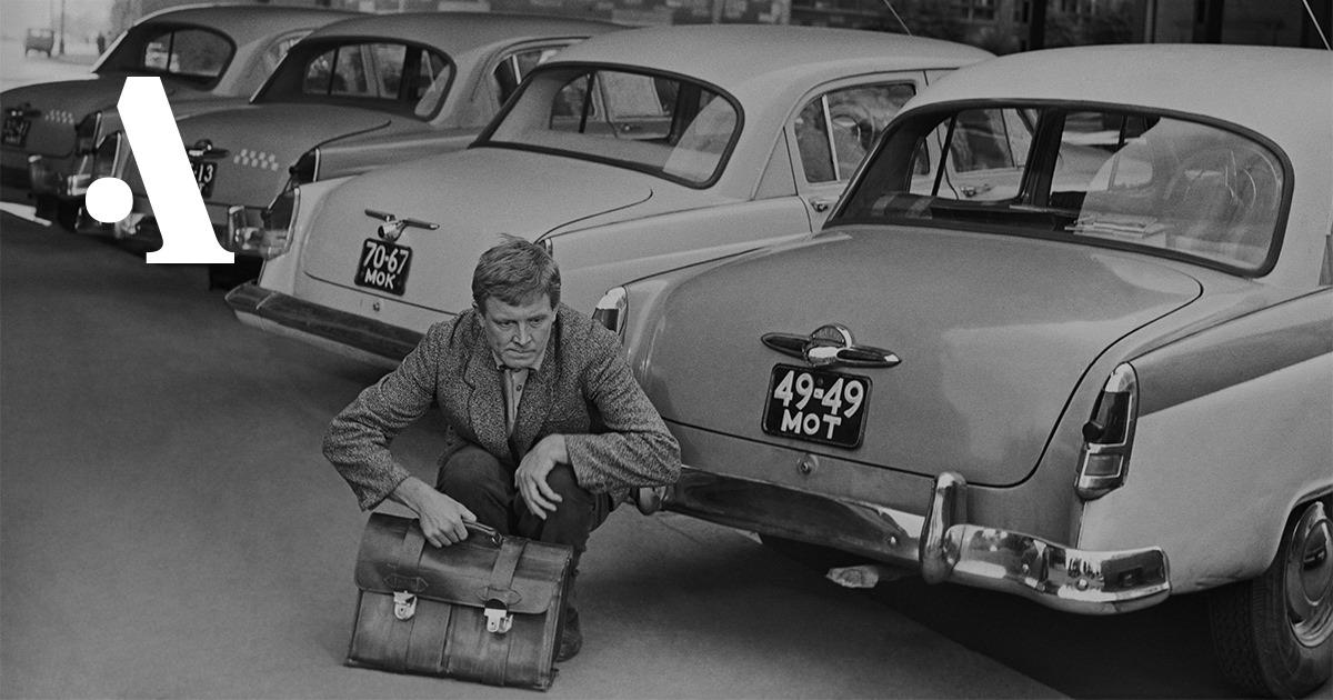 Кинотеатр Arzamas: «Берегись автомобиля»  •  Журнал