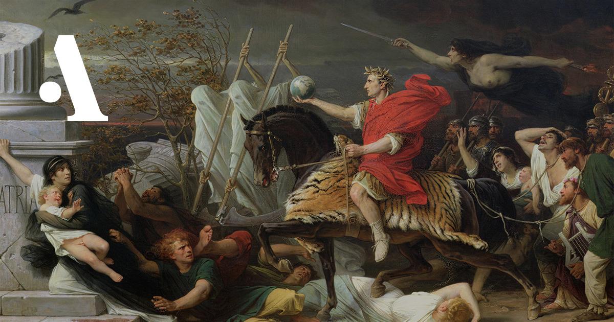 Фактчек: 14 самых популярных легенд о Юлии Цезаре  •  Журнал