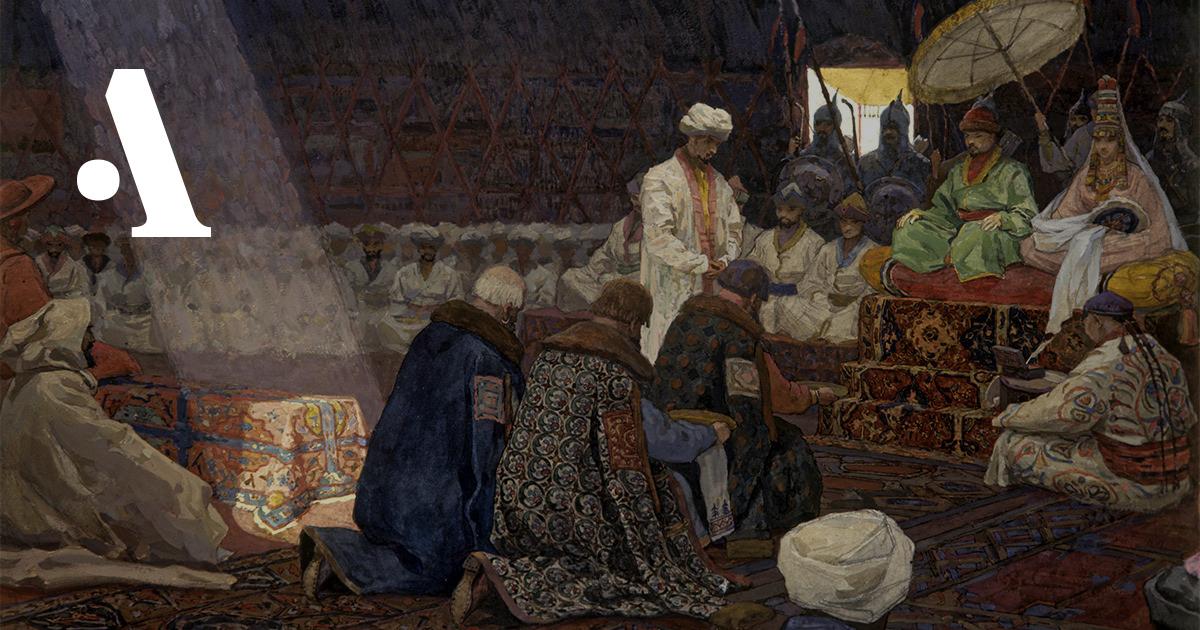 15 вопросов о татаро-монгольском иге  •  Журнал