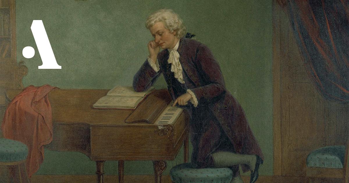 Фактчек: 14 самых популярных легенд о Моцарте  •  Журнал