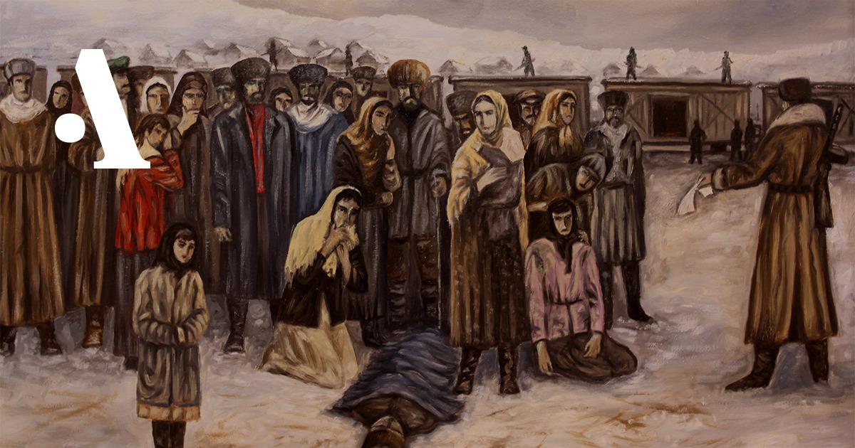 Депортация чеченцев и ингушей глазами свидетелей  •  Журнал