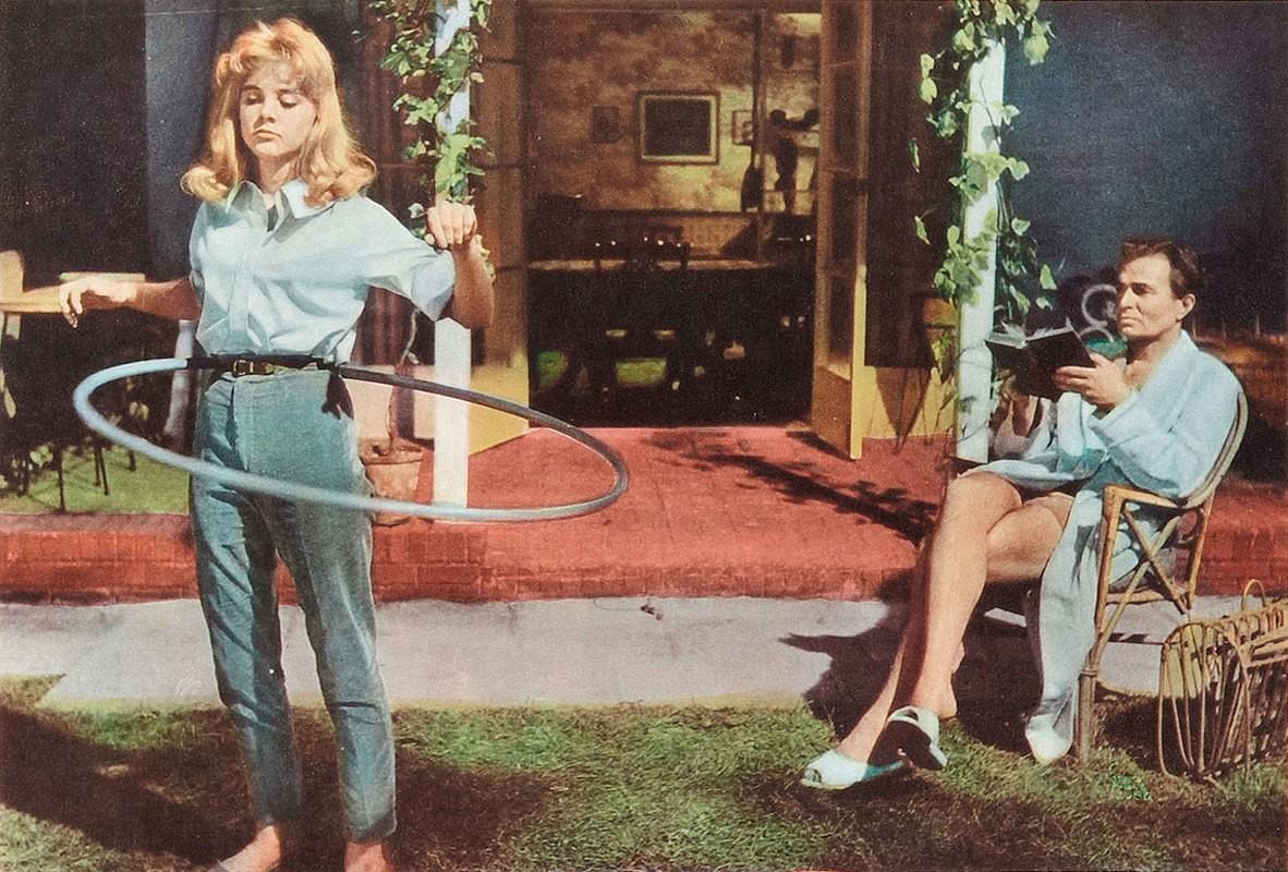 Постер к фильму Стэнли Кубрика «Лолита». 1962 год© Metro-Goldwyn-Mayer; Seven Arts Productions