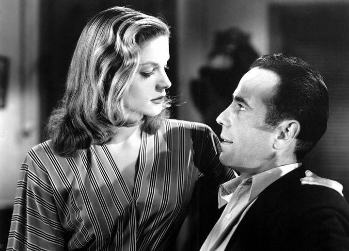 Лорен Бэколл и Хамфри Богарт в фильме «Иметь и не иметь»© Warner Bros.