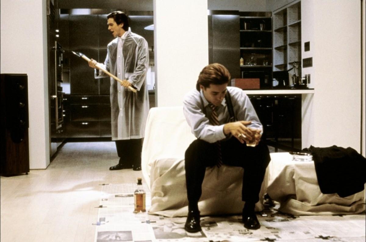 Кадр из фильма «Американский психопат»© Am Psycho Productions