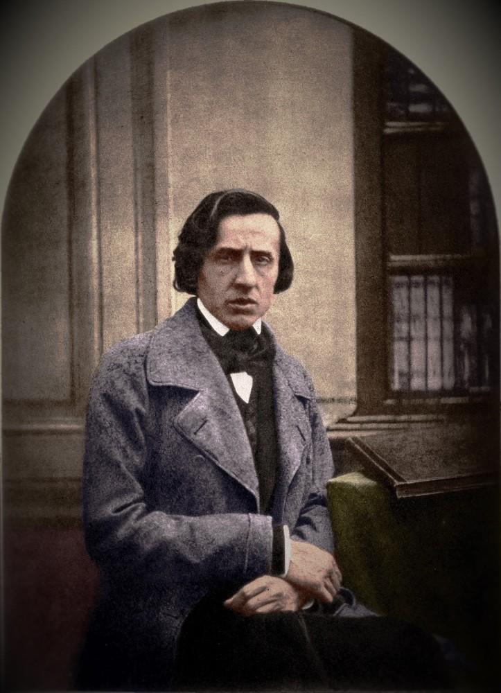 Фридерик Шопен. Фотография Луи Огюста Биссона. 1846 год / Wikimedia Commons
