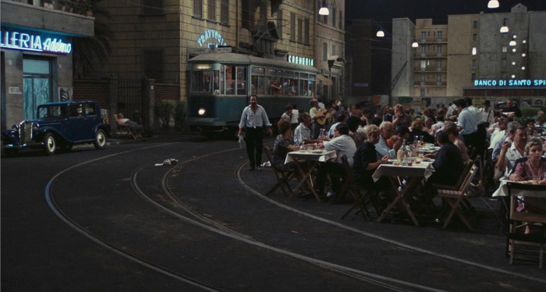 Кадр из фильма «Рим»© Les Productions Artistes Associés; Produzioni Europee Associati (PEA); Ultra Film
