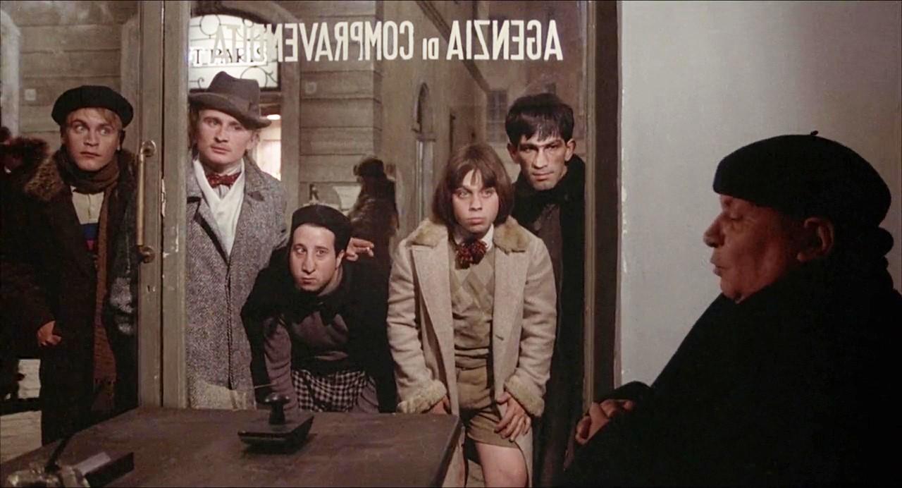 Кадр из фильма «Амаркорд»© F.C. Produzioni; PECF