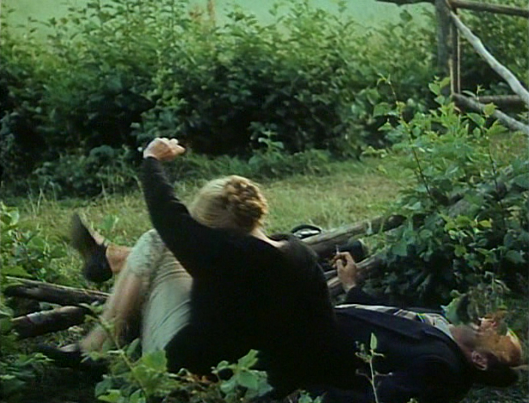 Кадр из фильма «Зеркало». Режиссер Андрей Тарковский. 1974 год