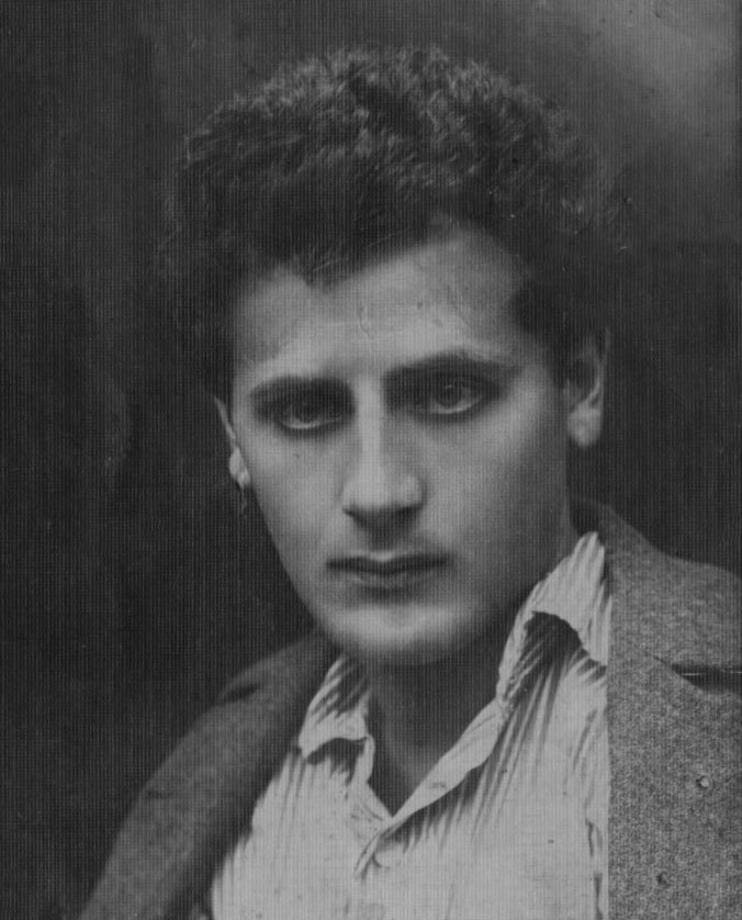 Перец Маркиш. 1921 год / © Blavatnik Archive