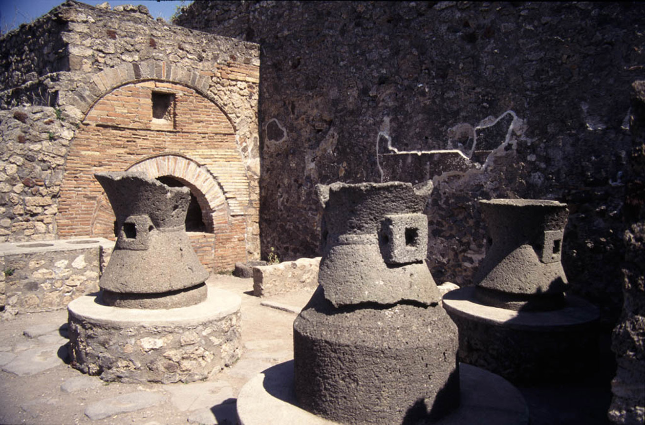 8 находок проливающих свет на историю Помпеи