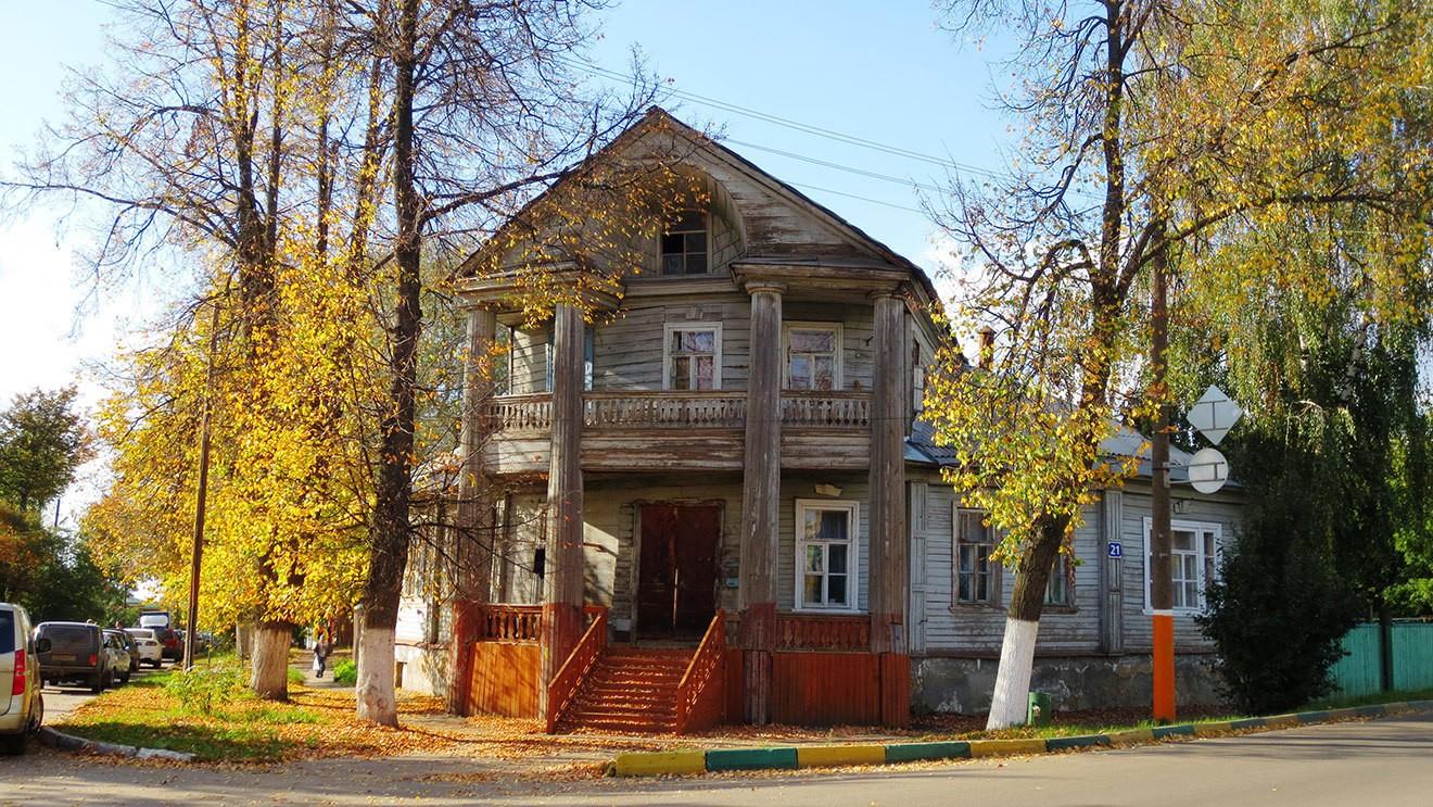 Дом Ханыкова в Арзамасе