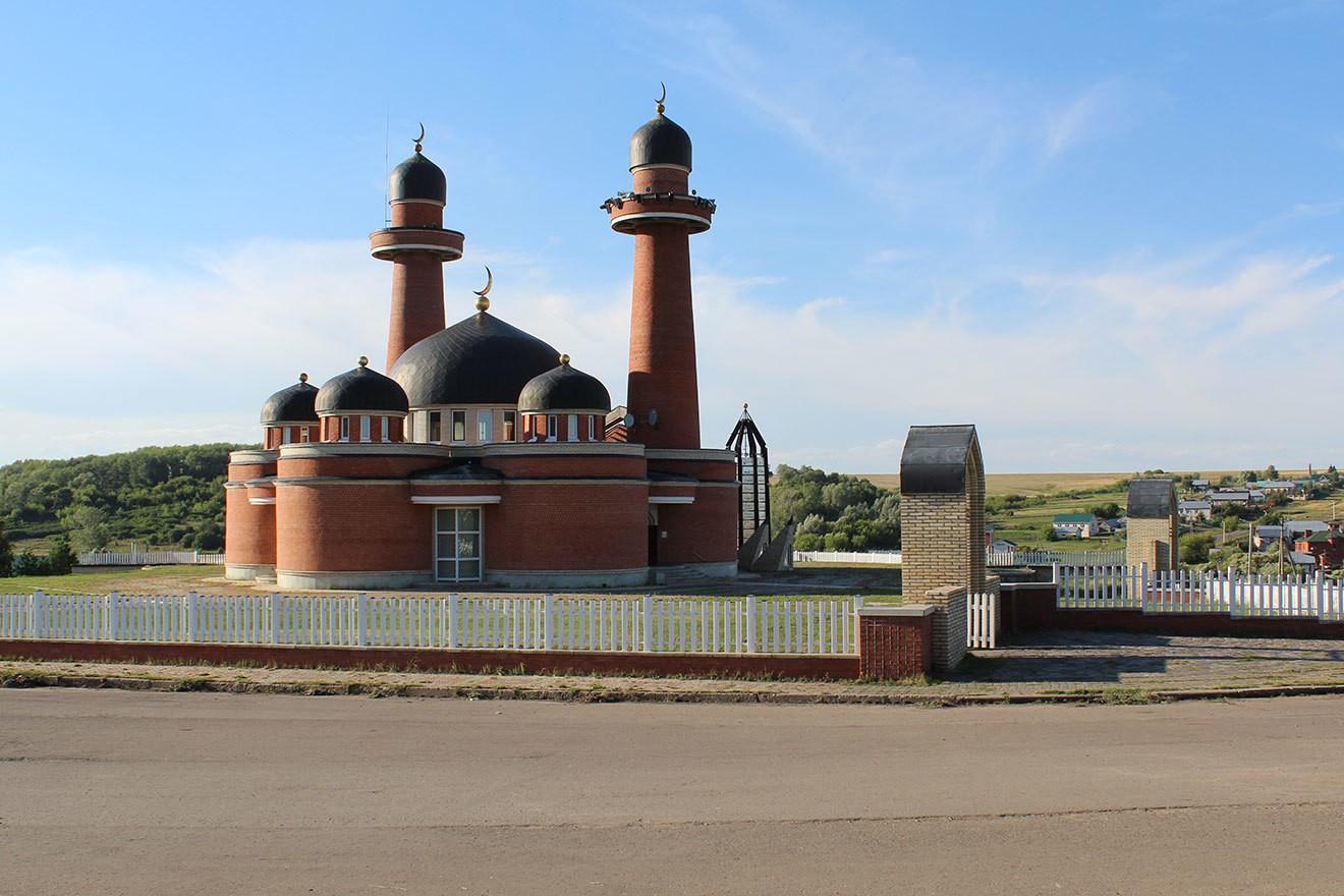 Мечеть «Рашида» в Медяне