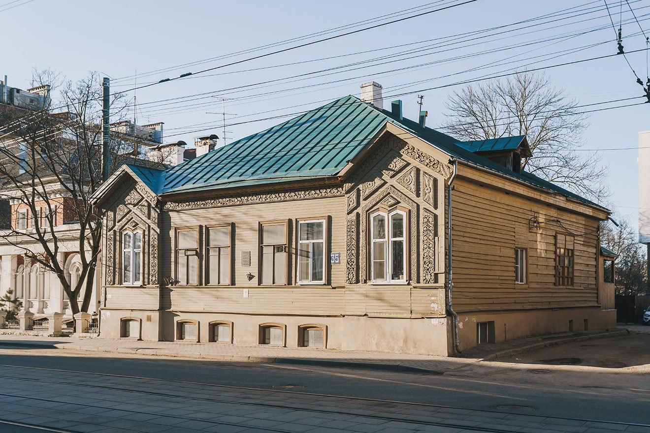 Дом Климова