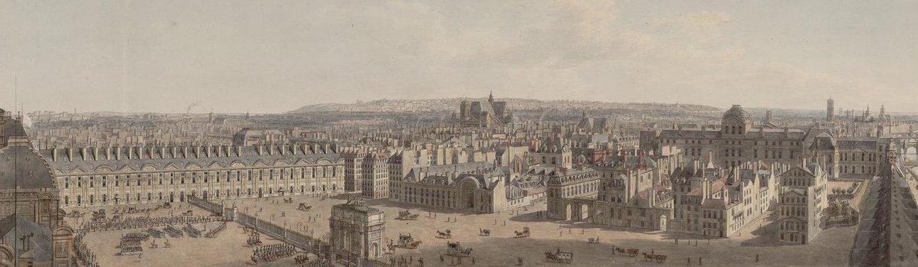 Доклад париж 19 века 1093