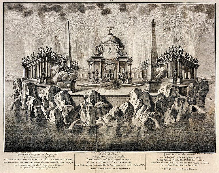 Исторические анекдоты XVIII века