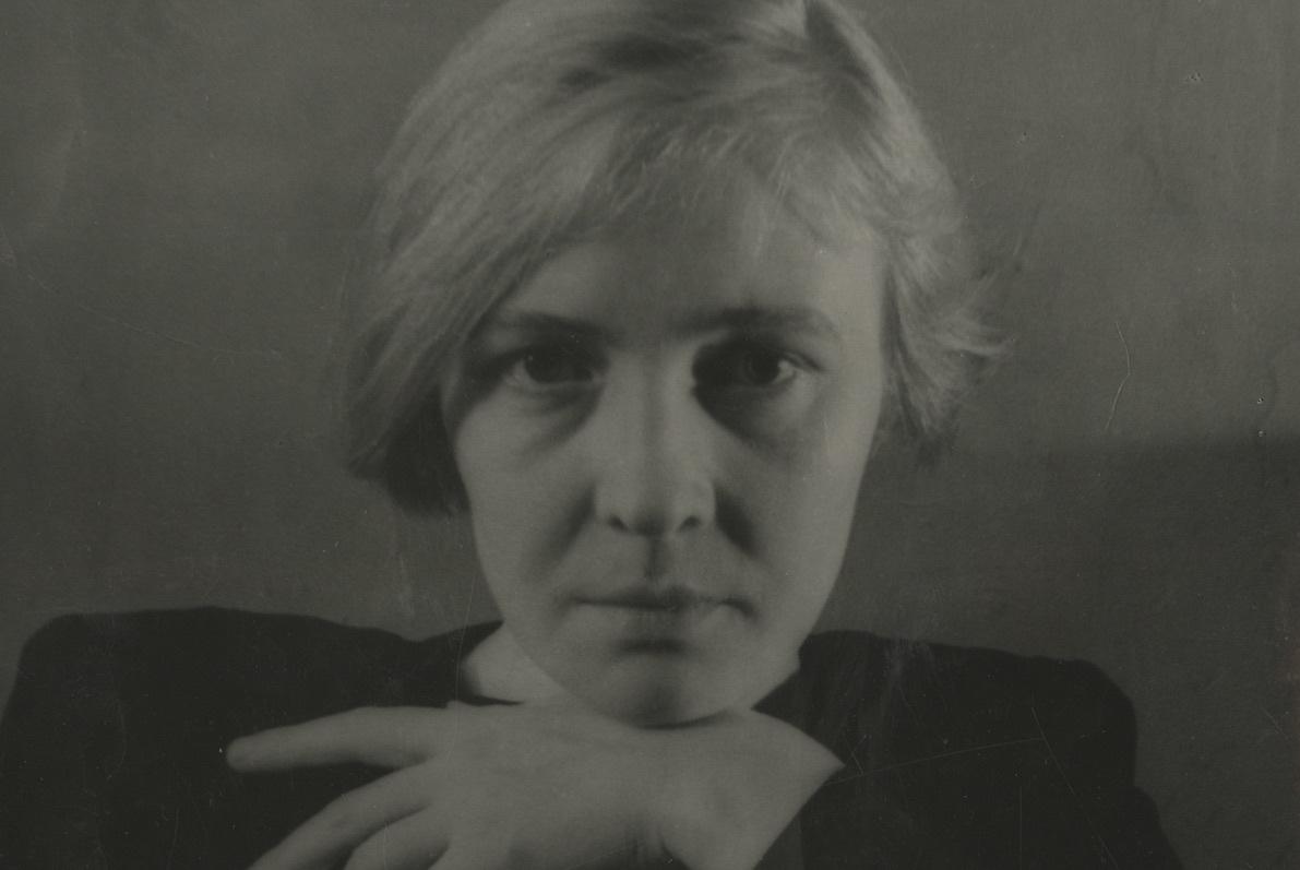 Ольга Берггольц. 1945 год / © Российский государственный архив литературы и искусства