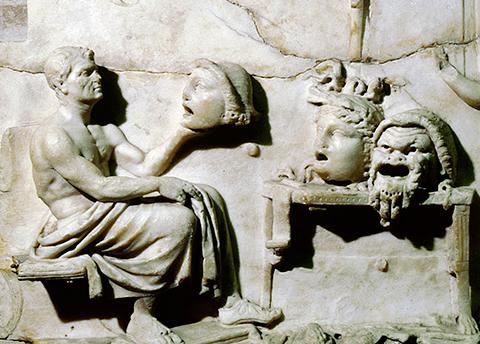 Победа на древнегреческом