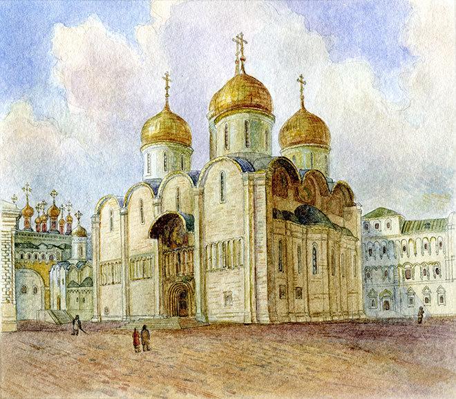 Первые древнерусские монастыри и храмы реферат 9641