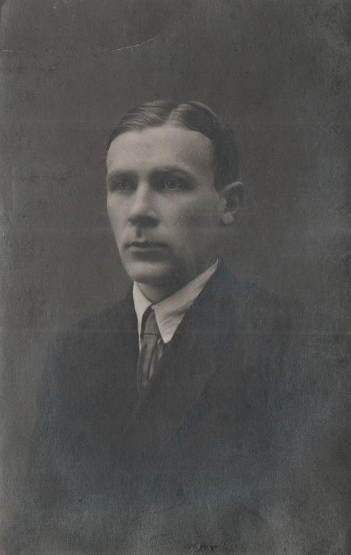 Михаил Булгаков. Около 1918 годаМузей М. А. Булгакова