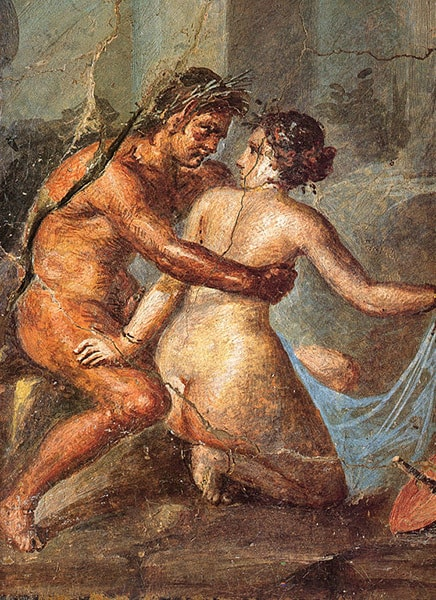 Секс и быт древней греции