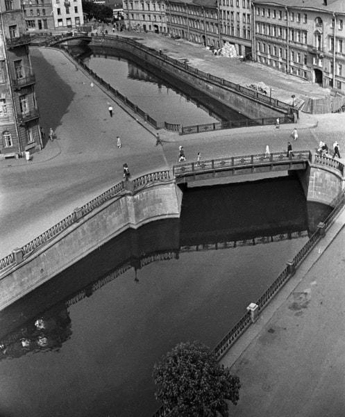 Канал Грибоедова. 1969 год