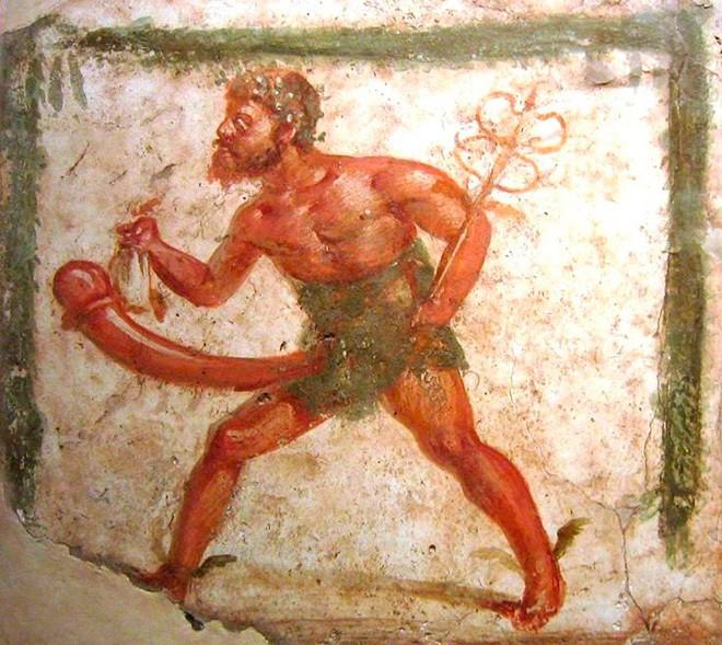 Бог секса и любви в древней греции