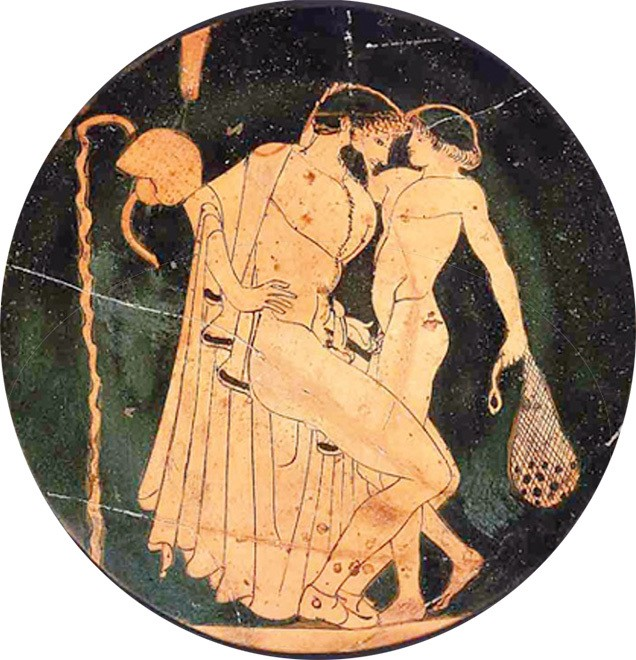 Древняя греция гомосексуализм норма